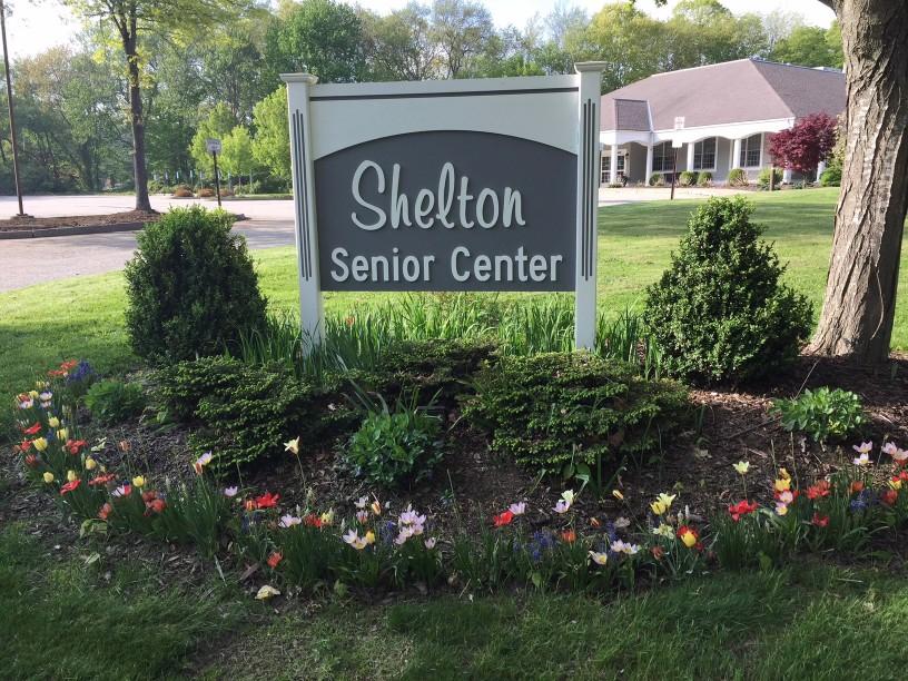 Shelton Sign Installation